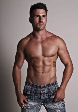 Brock- Male stripper brisbane